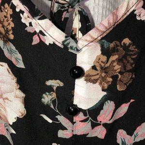 French Kiss floral dress